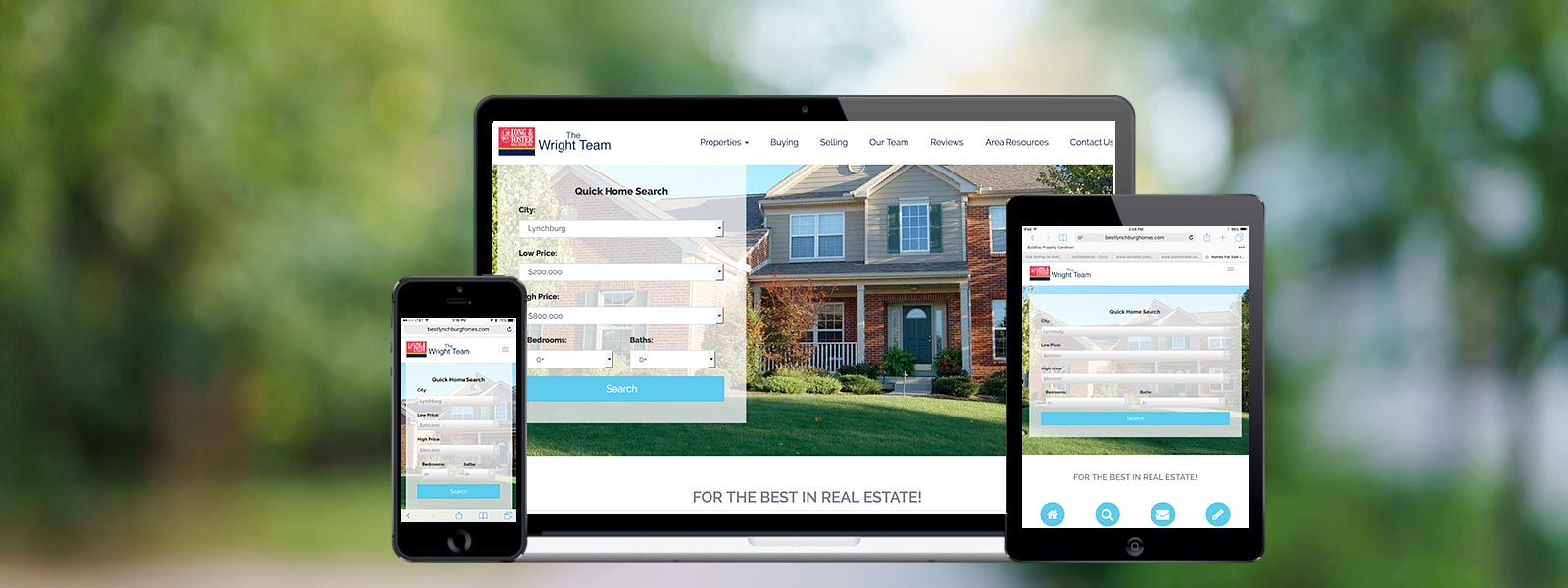 Summit Web Design - Real Estate Website Design