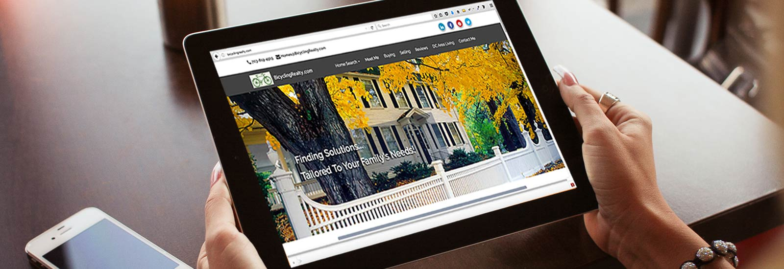 Contact Summit Web Design - Real Estate Website Design